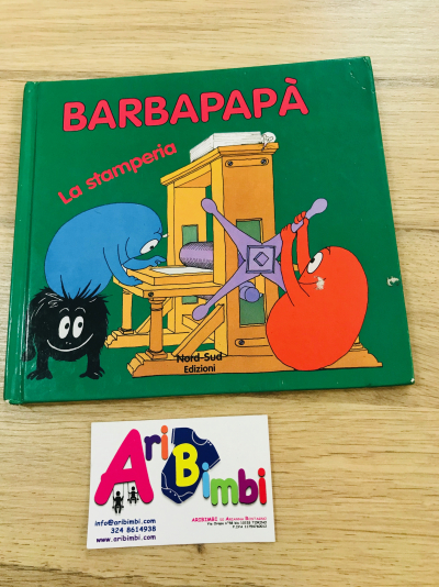 BARBAPAPA' - LA STAMPERIA