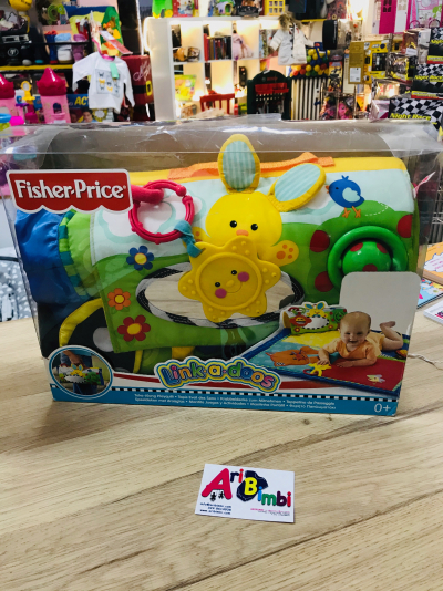 TAPPETO LINK A DOOS FISHER PRICE
