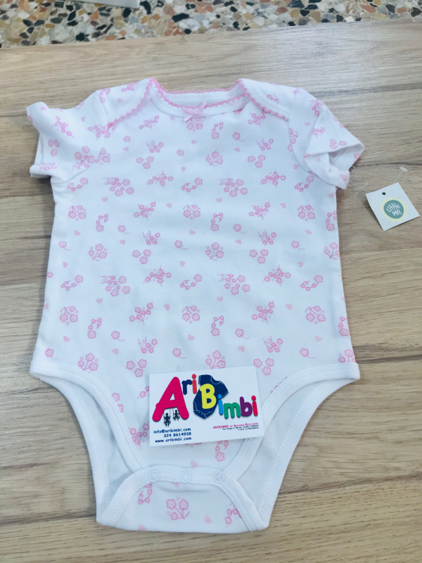 BODY LITTLE ME 9 mesi - NUOVO