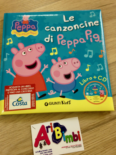 PEPPA PIG LE CANZONCINE